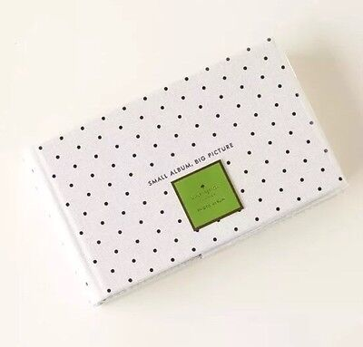 Brand New Kate Spade New York Photo Album - Holds 80 4x6