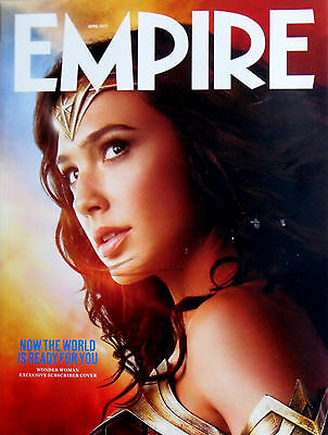 Empire * Limited Collectors Edition * Wonder Woman * Ghost In The Shell * Raw
