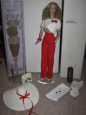 Tonner Tyler Wentworth Ready To Wear Sport PLUS Effanbee Yachting Party Outfit