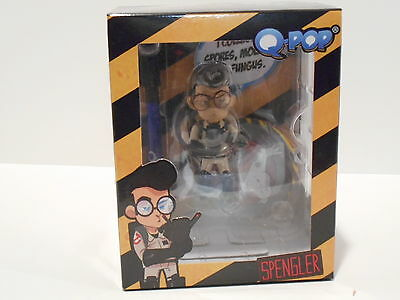 Loot Crate SDCC Exclusive Q-Pop Ghostbusters Spengler FREE U.S. SHIPPING!