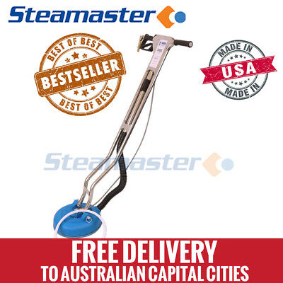 Turbo Force Tile Grout Cleaner Steam Cleaning Machine/Equipment Cleaning Tool 12