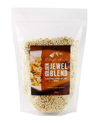 Chef's Choice Golden Jewel Blend 500g