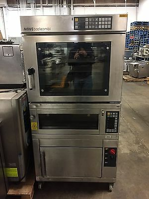 MIWE BackCombi Pastry Bread Convection Deck Baking Oven NICE!