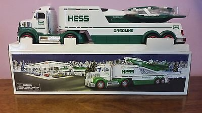 2010 Toy Truck and Jet - Hess - NIB