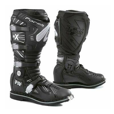 motocross boots | Forma Terrain TX pivot tech black mx offroad motorcycle dirt