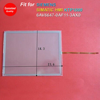 Screen Glass Protective Film for SIEMENS SIMATIC KTP1000 6AV6647-0AF11-3AX0