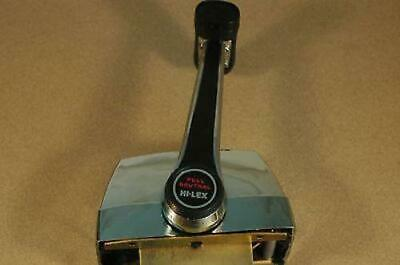 single lever throttle shift binnacle control top mount outboard or sterndrive