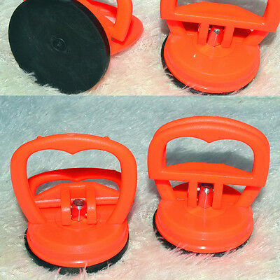 Vacuum Suction Cup Sucker Car Dent Puller Carrying Handle Heavy Remover Lifter -