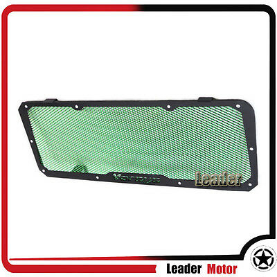 For Kawasaki Versys 650 Radiator Grille Guard Cover Fuel Tank Protection Net