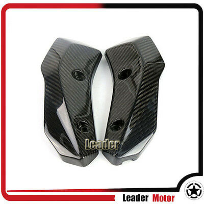For Yamaha MT-07 Radiator Side Cover Pre-Preg Carbon Fiber in Autoclave process