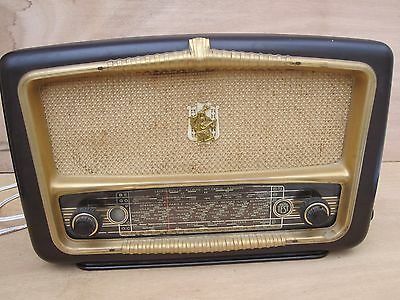 poste de radio vintage tsf de marque radio test eur 80. Black Bedroom Furniture Sets. Home Design Ideas