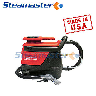 Carpet Upholstery Steam Cleaning Spotting Machine American Sniper 50-6000