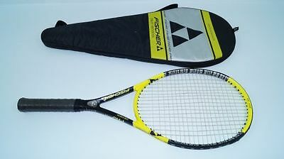 Fischer Pro Tour FT Air Carbon Tennisschläger L4 racket strung Tournamant 325g