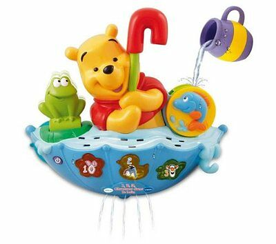 VTECH 1 2 3 Chantons dans le bain - Disney Winnie L'Ourson - Ref.B964