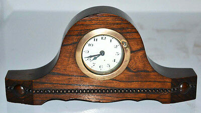 Vintage Napoleon Hat Mantel Clock for parts or Restoration [PL3073]