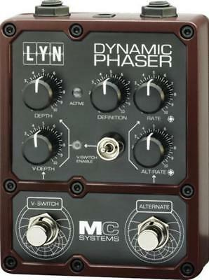 Mc Systems Apollo LYN Dynamic Phaser Pedal
