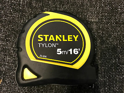 Stanley Tylon Tape Measure - 5m & 8m Available - FREE DELIVERY