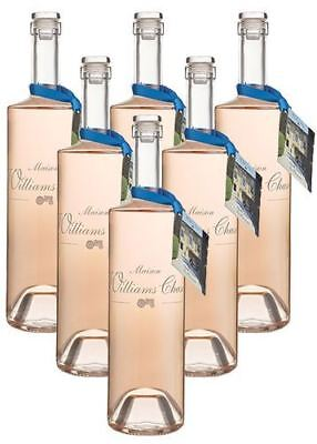 Maison Williams Chase Rose 75cl Case of 6