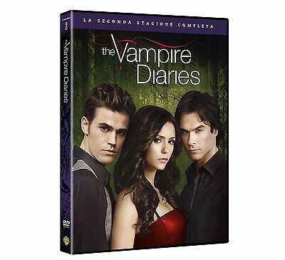 The Vampire Diaries - L'amore morde - Stagione 2 (5 DVD) - ITALIANO ORIGINALE -
