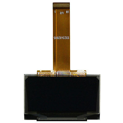Williams OLED Button LCD, Large, Splash or Standard