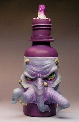 Monster Bottle With Tentacles By Maow Miniatures