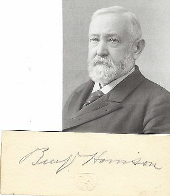 President Benjamin Harrison Noted for Economic Policy, Unable to Help Blacks