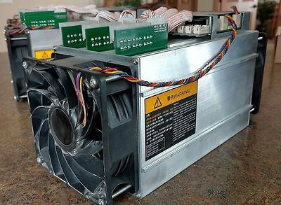 Bitmain Antminer S7 with Power Supply 4.05TH/s @.25W/GH 28nm ASIC Bitcoin Miner