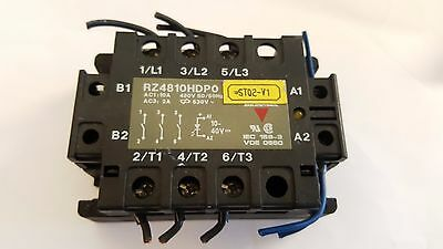 Relais, Solid State Relay Electromatic Rz 4810Hdpo