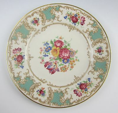 Syracuse China ROMANCE-GREEN Salad Plate(s) EXCELLENT