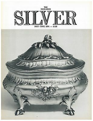 Silver Magazine  May/June 1974