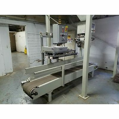 Used Hamer Fischbein Gross Weigh Scale Bagging System model 100GW