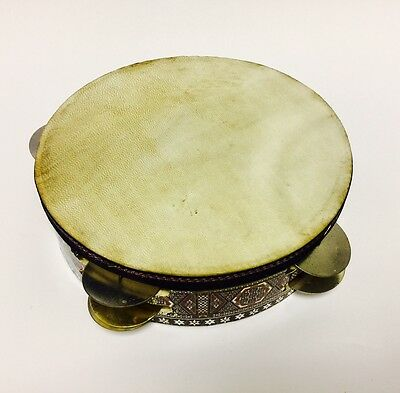 Dap Daf Gaval Duf Frame Drum Bendir Genuine leather Hande Made 22cm