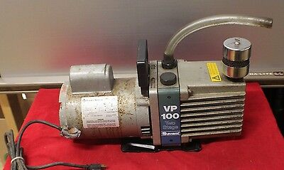 Savant Instruments Incorporated VP-100 Two Stage High Vacuum Pump 1/2 HP C1