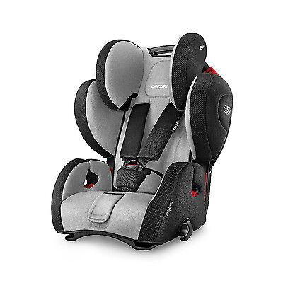Recaro Young Sport Hero Graphite Child Seat (9-36 kg) (19-79 lbs)