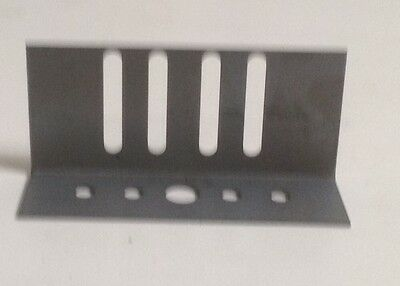 Hollow Metal Frame Floor Plate Clips (Lot of 10)