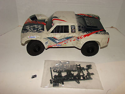 AXIAL 1/18 YETI Jr SCORE Trophy Truck 4WD Rolling Chassis Roller NO  ELECTRONICS