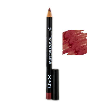 NYX COSMETICS MAKEUP Slim Lip Liner Pencil 828 Ever + Free Shipping Worldwide