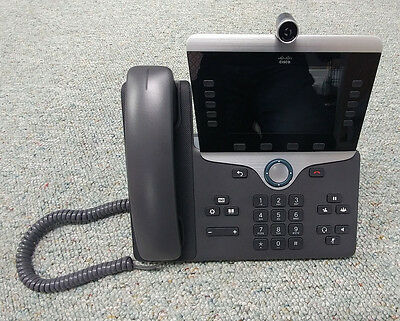 Cisco CP-8865-K9 IP VolP Business Phone