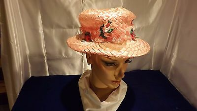 Vintage 1950-60's Ladies Hat by Lazarus of Paris and Cincinnati
