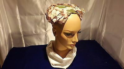 Vintage 1950-60's Ladies Hat