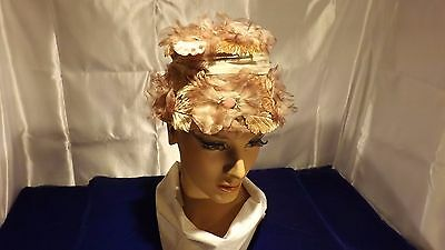Vintage 1950-60 Ladies Hat