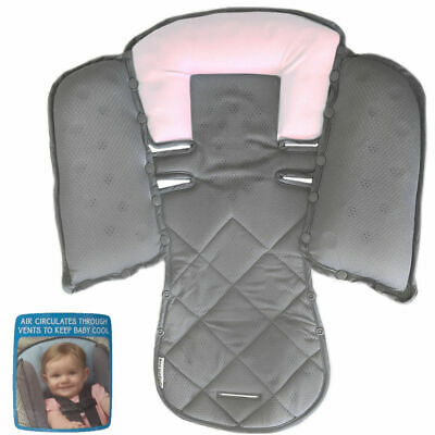 PK Baby Infant Air-Flow Cushion Head/Body Support for Car Seat/Carrier Stroller