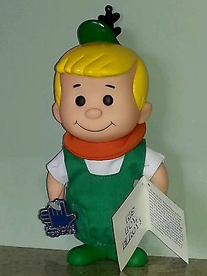 Vintage 1990 Jetsons Elroy Applause Vinyl Figurine Doll with Tags New.