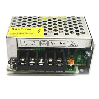 Universal 24V 2A DC 48W Switching Mode Power Supply Adapter for LED Strip/CCTV