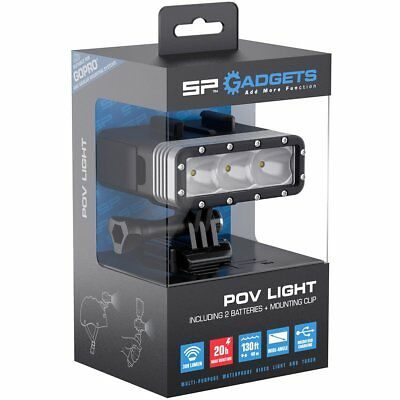 SP Gadgets POV Light for GoPro HERO cameras - LED - Waterproof to 40 Metres
