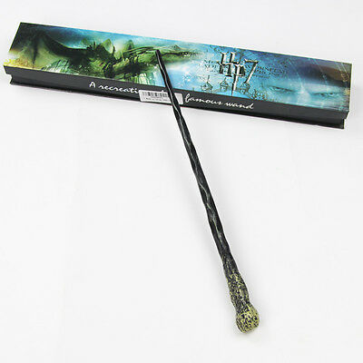 "Neu Cosplay ""Harry Potter"" Magic wand Zauberstab Magischer Stab mit dem Kasten"