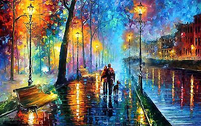 famous painting nature print art 100% cotton Canvas Quality print wall