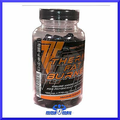 Trec Nutrition Thermo Fat Burner MAX 120 tab Thermogenic BEST WEIGHT LOSS 770mg
