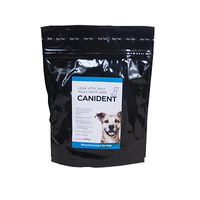 Canident Natural Seaweed Supplement For Canine Dental Health 300 Grams