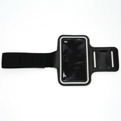 Black Sports Armband Strap Case Holder for iPhone 6 7 Gym Running Jogging